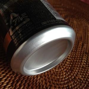 缶底の形状